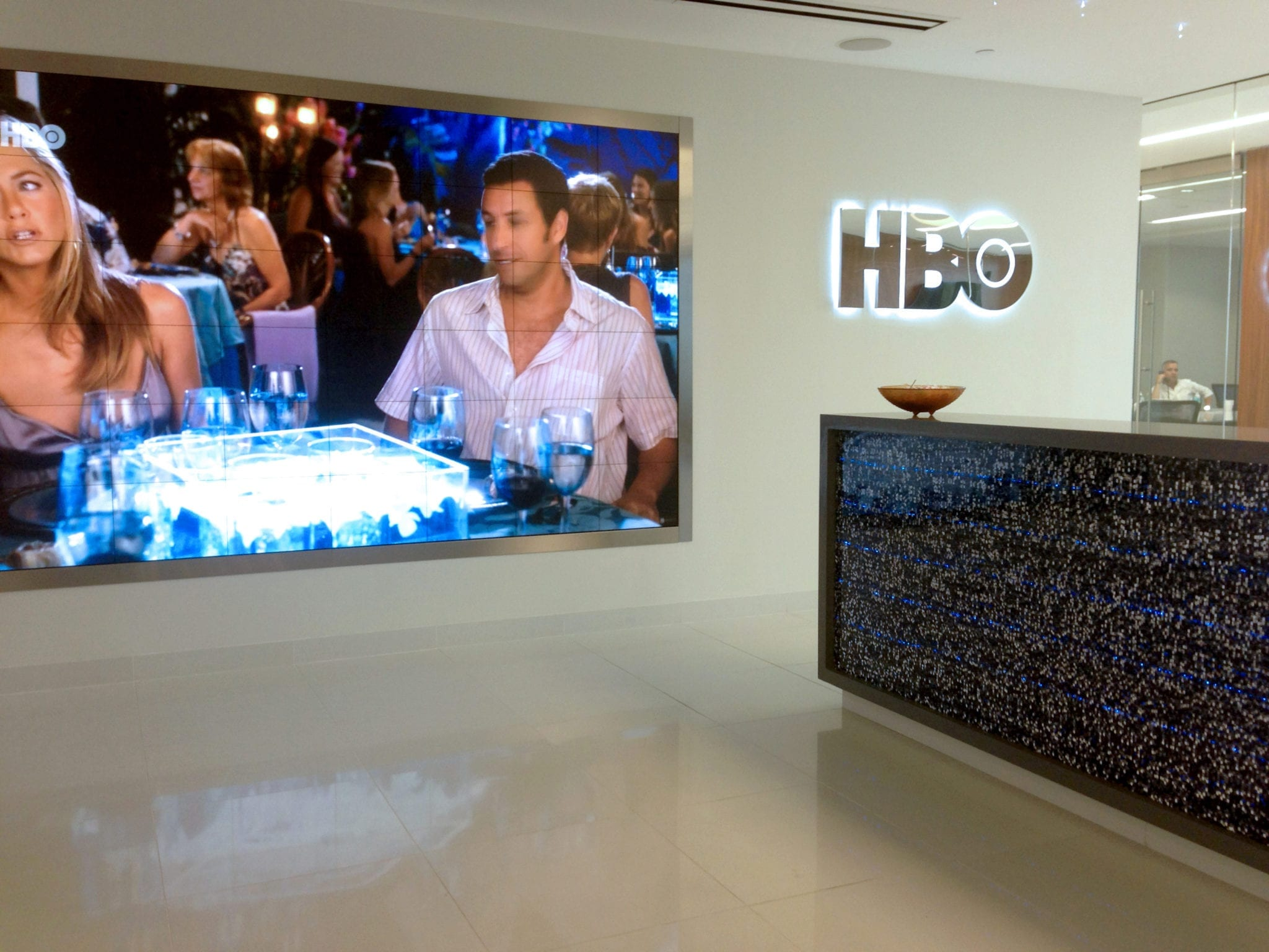 HBO LATIN AMERICA HEADQUARTERS <br /> MIAMI, FLORIDA