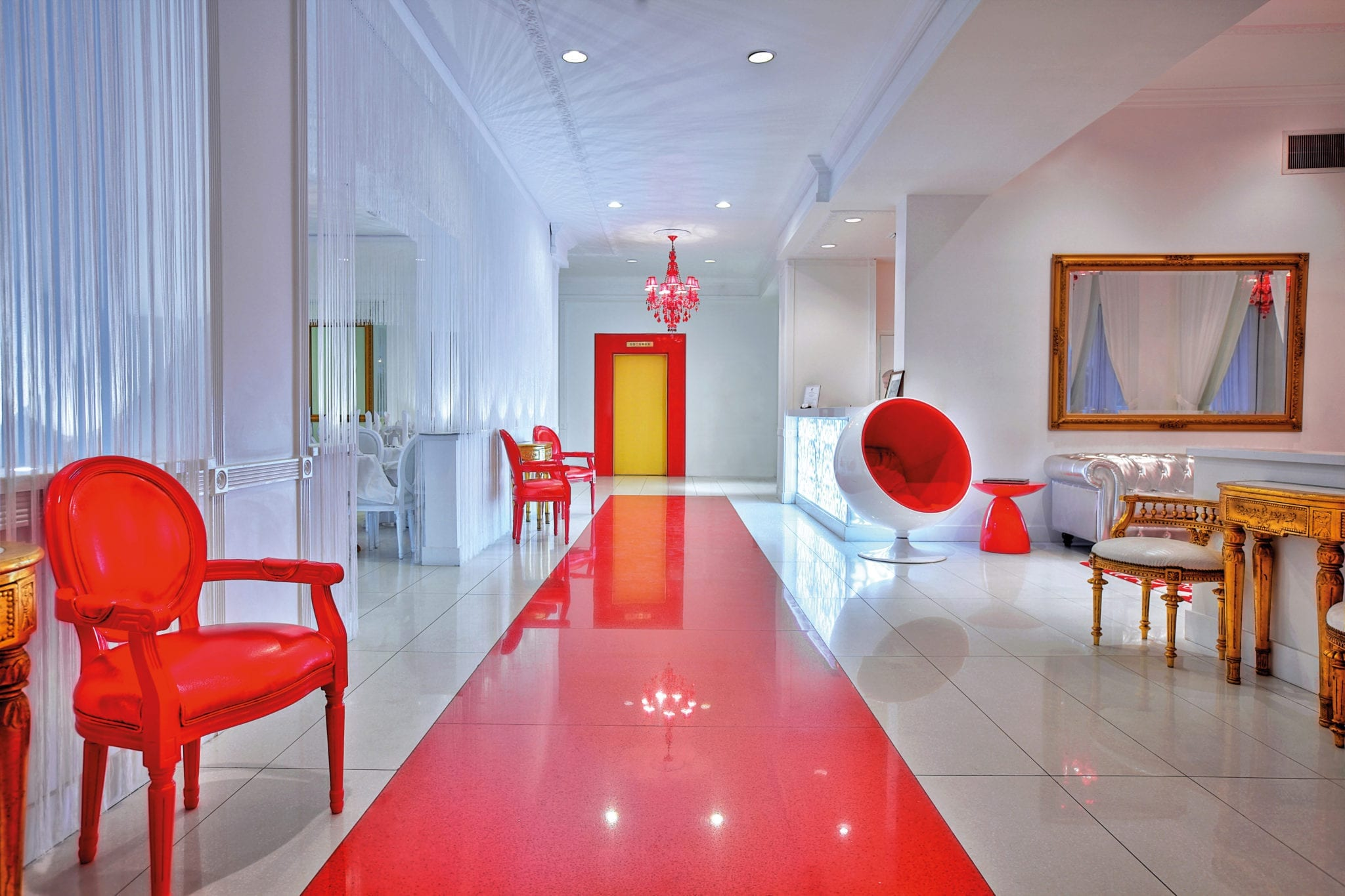 RED HOTEL - MIAMI BEACH