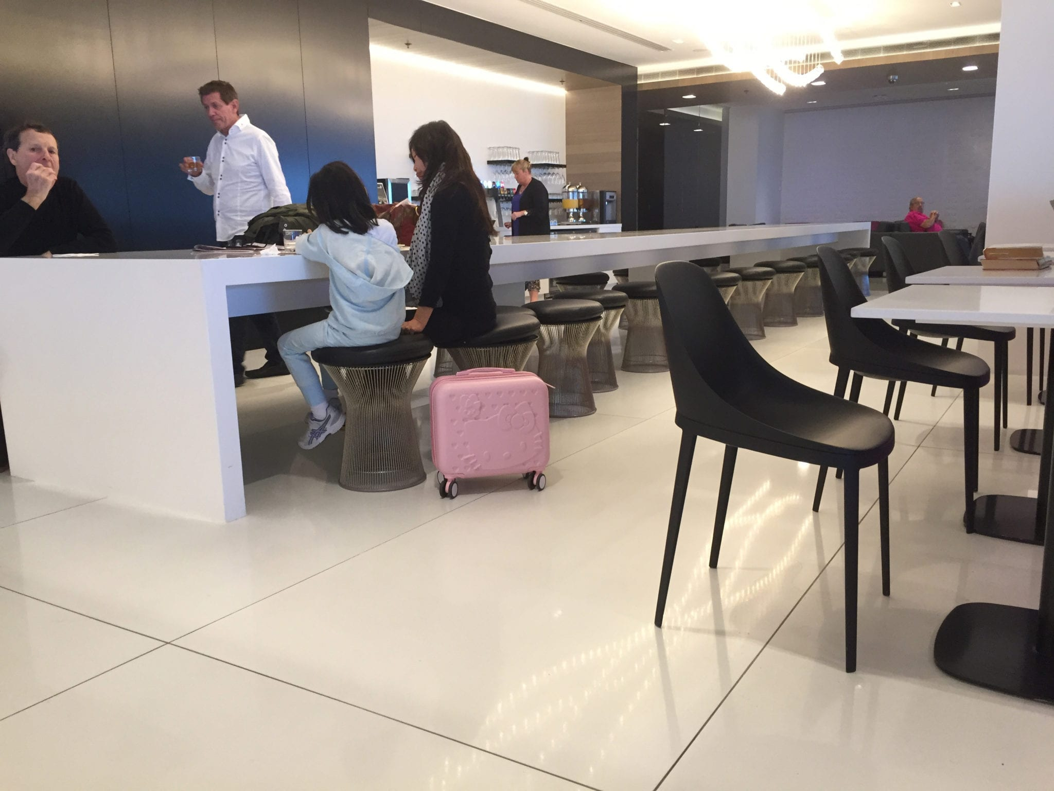 NEW ZEALAND LOUNGE <br /> SYDNEY AIRPORT