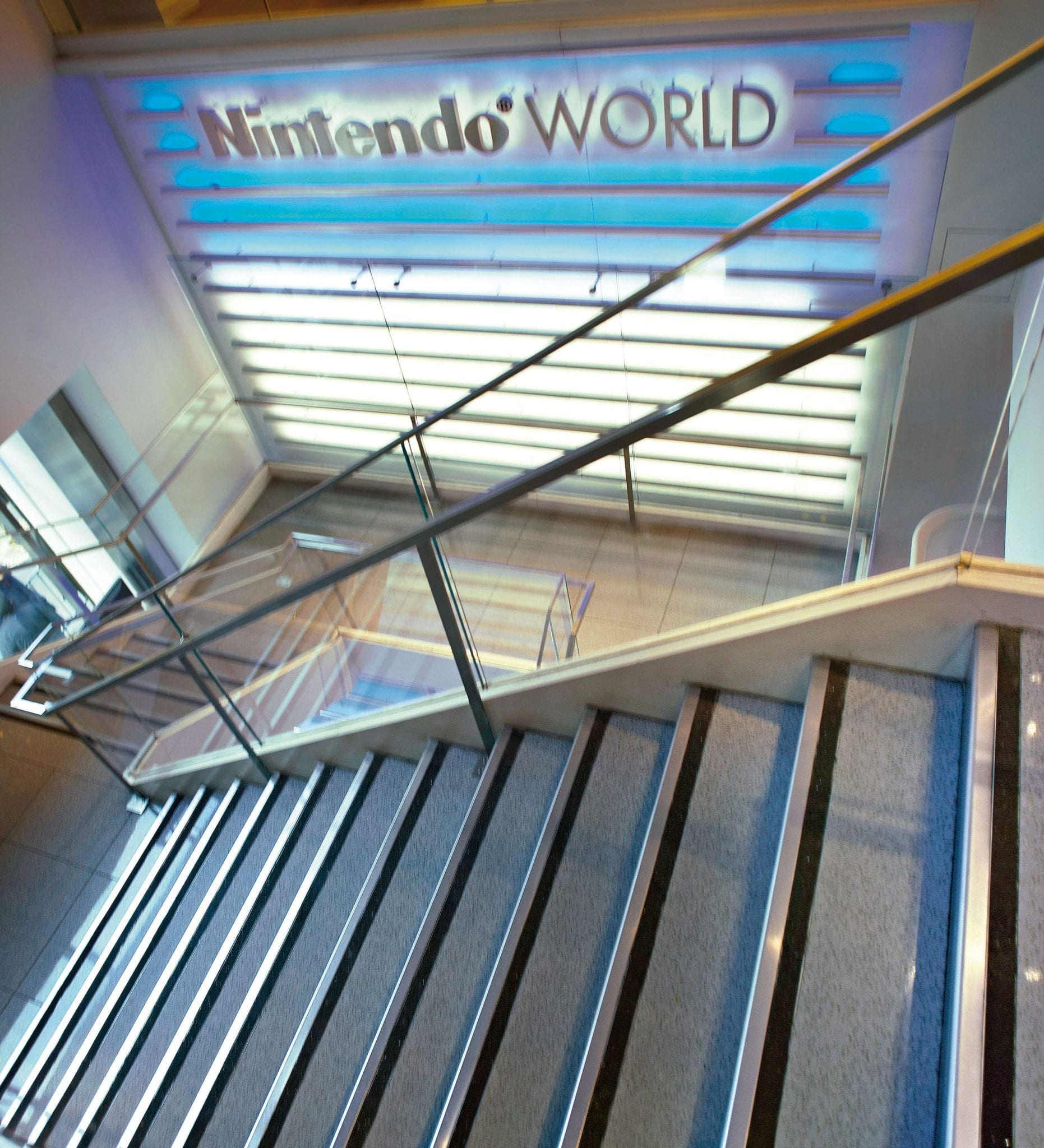 NINTENDO WORLD <br /> NEW YORK CITY