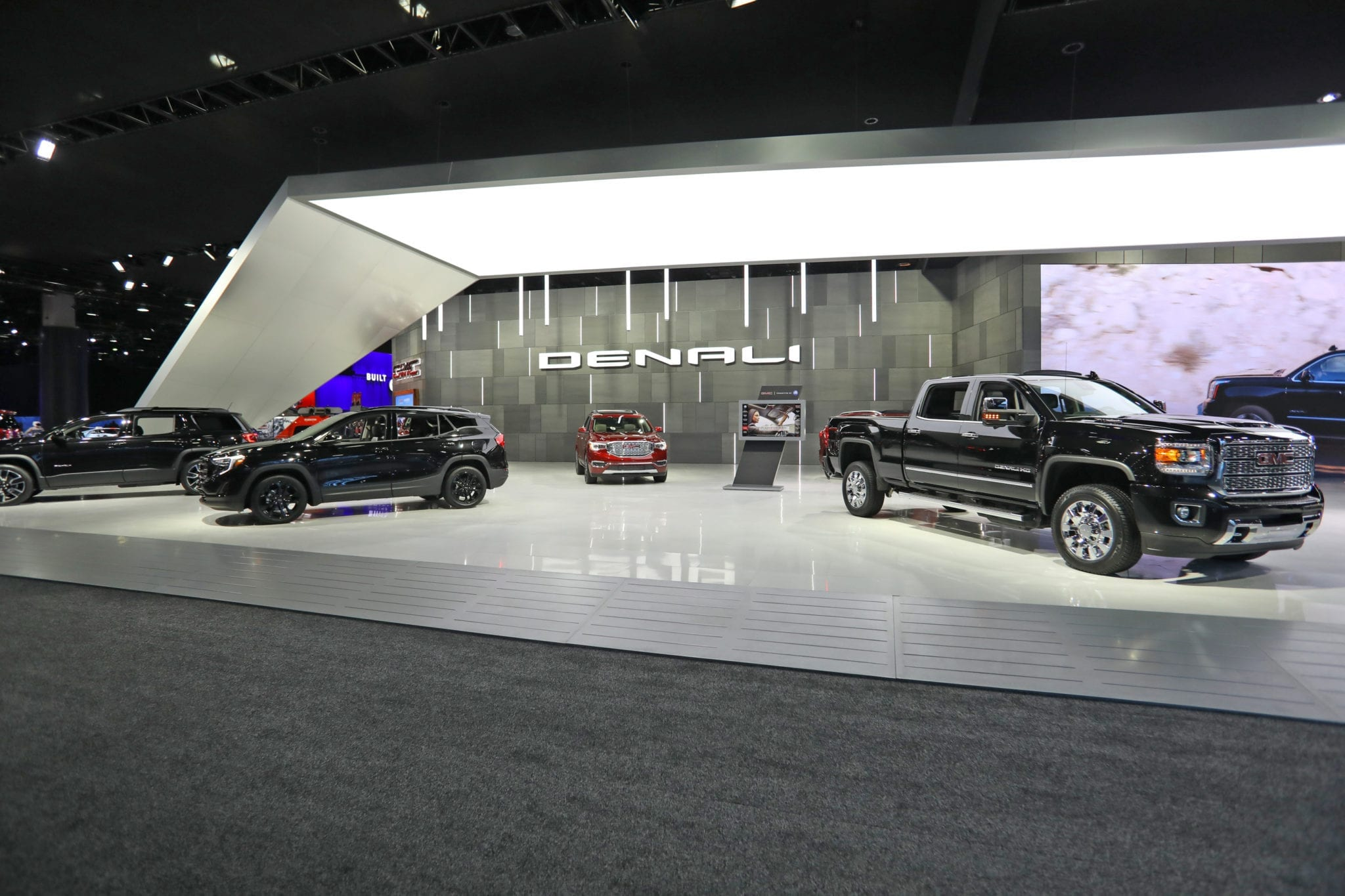 NORTH AMERICAN AUTO SHOW <br /> DETROIT, MICHIGAN