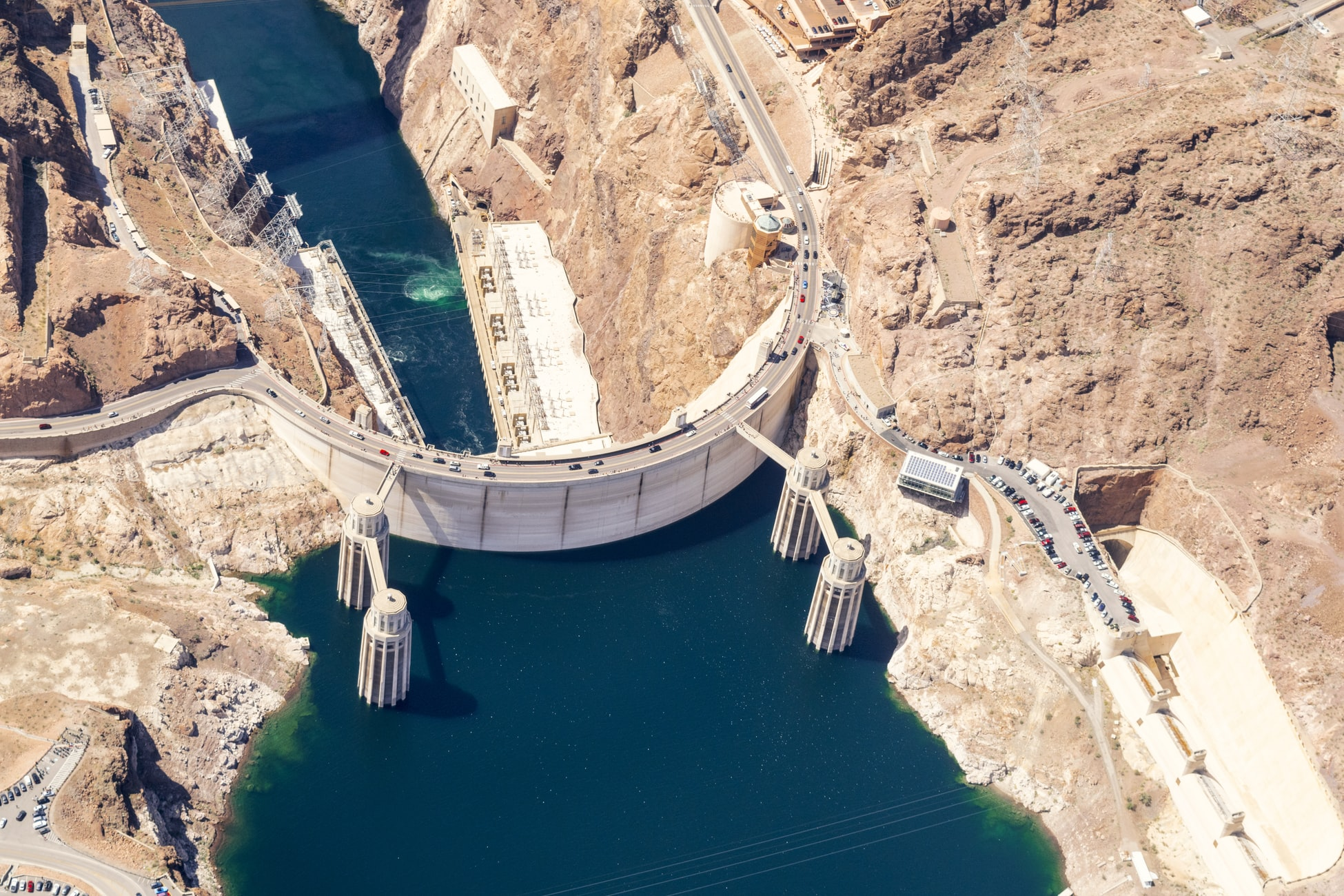 Hoover Dam by Cédric Dhaenens on Unsplash