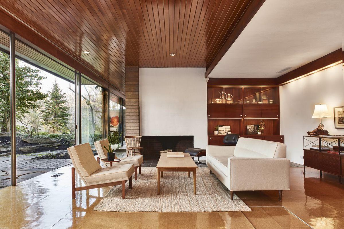 Richard Neutra's Hassrick Residence